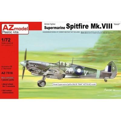 """1/72 Supermarine Spitfire Mk.VIII """"RAAF"""""""