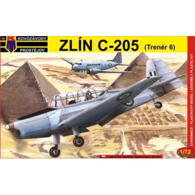 1/72 Zlín C-205 Military Trainer