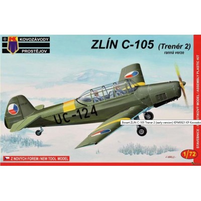 1/72 Zlín C-105 Trener 2 (early version)