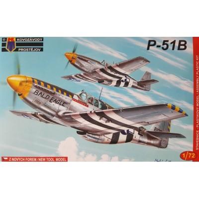 1/72 P-51B Mustang (2x USAF versions)