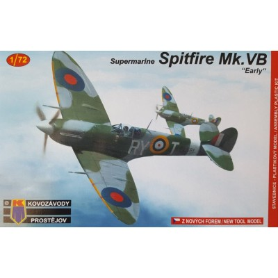 1/72 Supermarine Spitfire Mk.VB Early (2x camo)