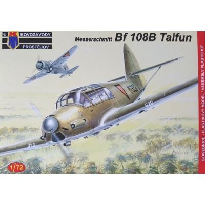 1/72 Bf  108B Taifun