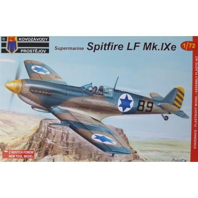 1/72 Supermarine Spitfire LF Mk.IXe (2x camo)