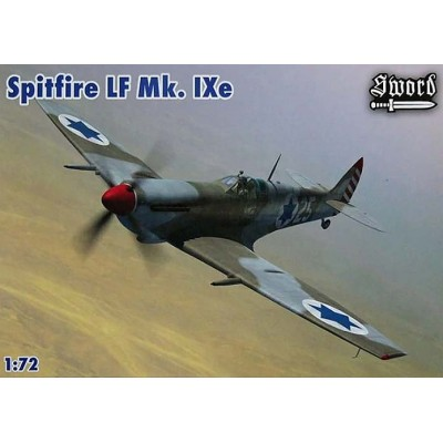 1/72 Supermarine Spitfire LF Mk.IXe