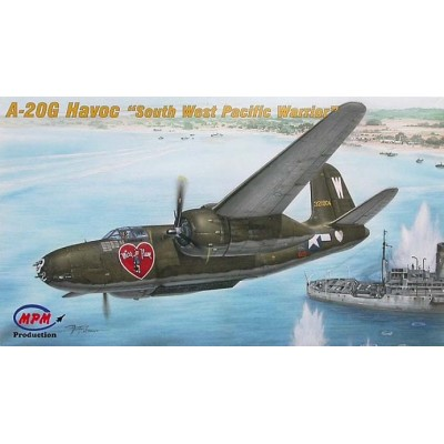 1/72 A-20G Havoc 'South West Pacific Warrior'