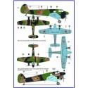 Yakovlev Yak-2 , 4 & Yak-6 , Twin engined Yaks