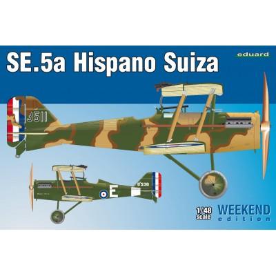 1/48 SE.5a Hispano Siuza
