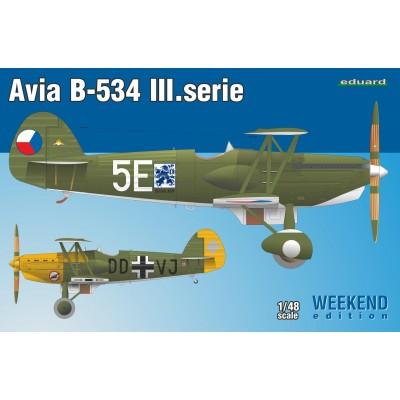1/48 Avia B-534 III.serie