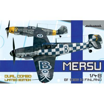 1/48 Mersu finské Bf 109