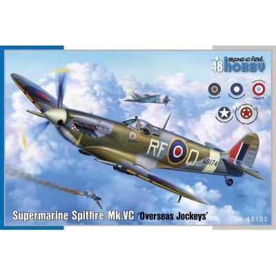 """1/48 S.Spitfire Mk.VC """"Oversseas Jockeys"""""""