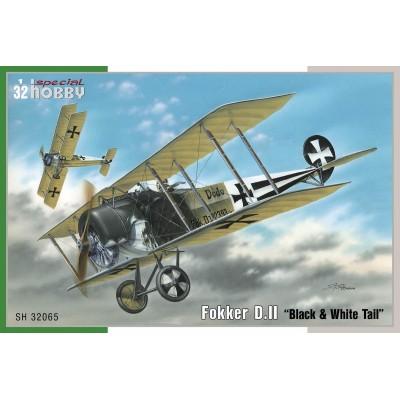 1/32 Fokker D.II