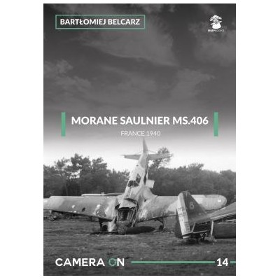 Morane Saulnier MS.406, France 1940