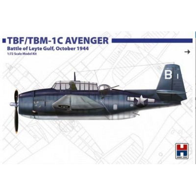 1/72 TBF/TBM-1C Avenger Battle of Leyte Gulf, October...