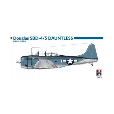 1/72 Douglas SBD-4/5 Dauntless - Limited Edition