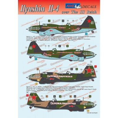 1/48 Ilyushin Il-4 over The III Reich