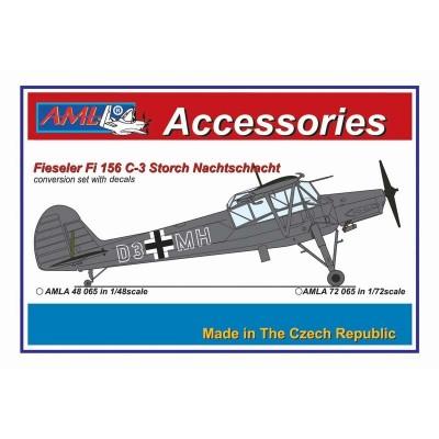 1/72 Fieseler Fi 156 C-3 Nachtschlacht