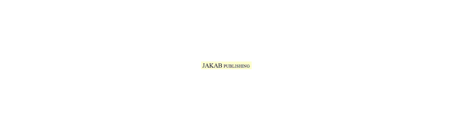 JAKAB Publishing