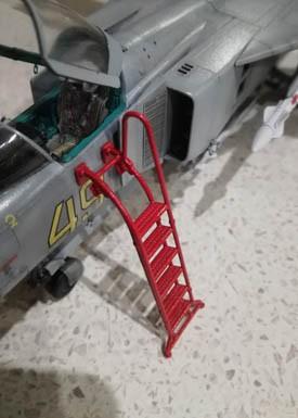 1/48 MiG-23 Ladder